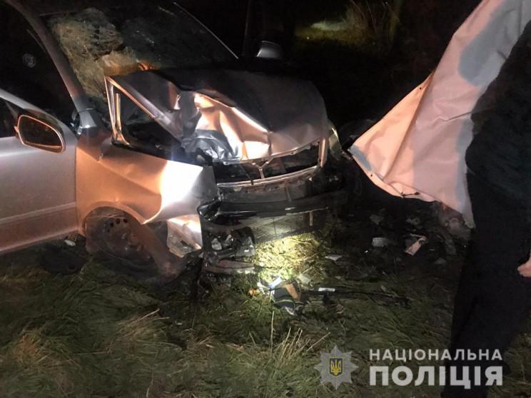В аварії поблизу Гуменного постраждали в…