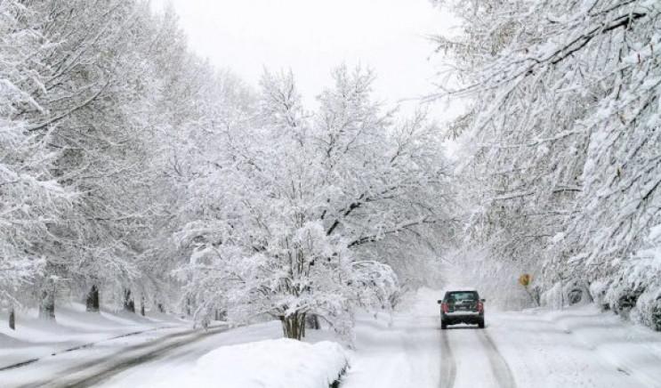 На Прикарпаття насуваються сильні снігоп…