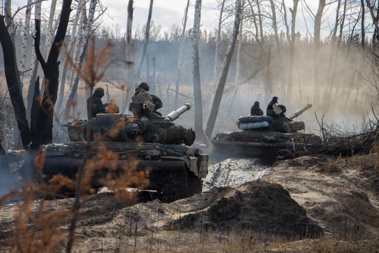 Війна на Донбасі: Зафіксовано 11 порушен…
