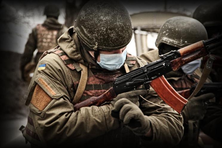 На Вінниччині навчальний збір для військ…