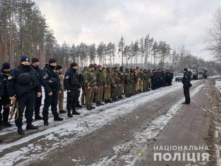 Бурштинові рейди на Рівненщині: У поліці…