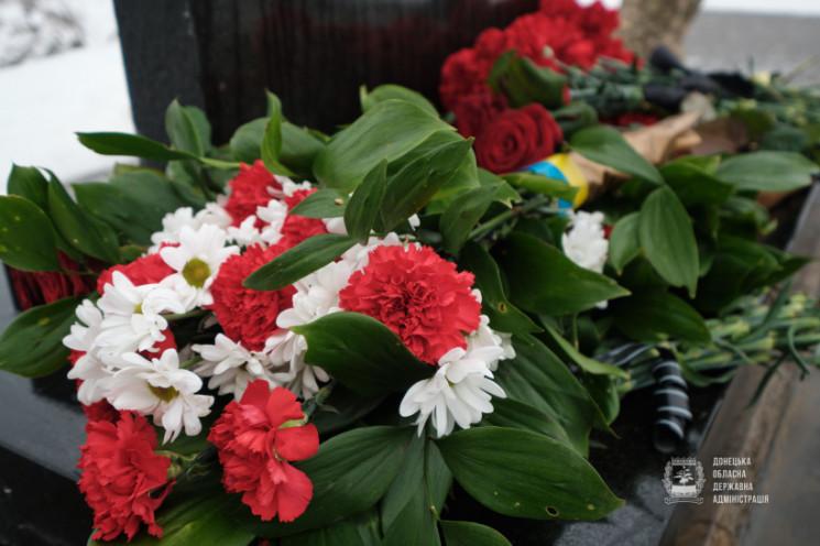 На Донеччині вшанували пам'ять загиблих…