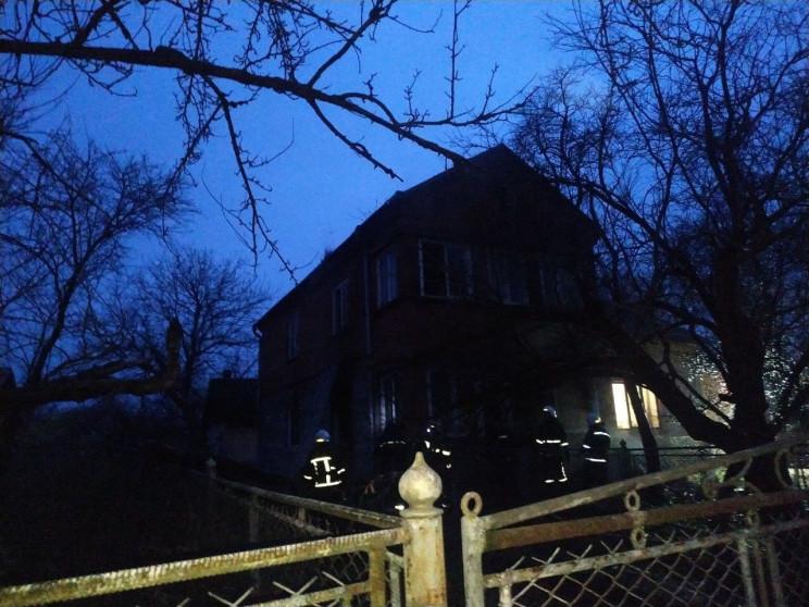 У Калуші під час пожежі загинула жінка…