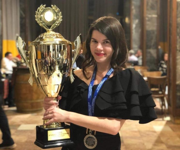 Киянка стала чемпіонкою міжнародного тур…