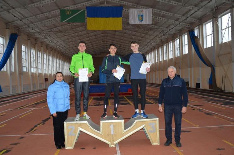 Вісім легкоатлетів з Вінниччини змагатим…