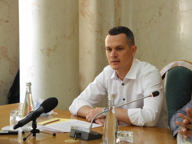 Екс-голова Харківської ОДА Кучер очолив…