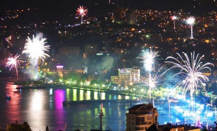 Святкувати Новий рік в Крим приїхали вче…