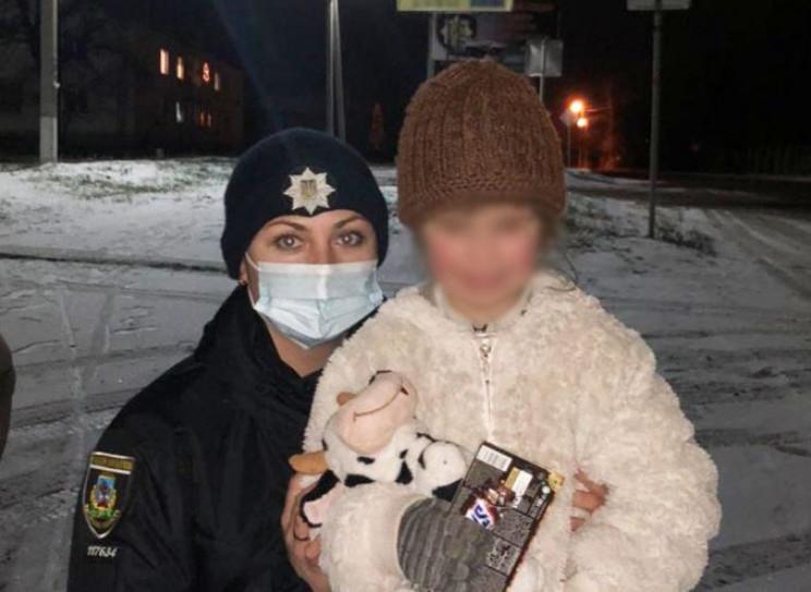 Поліція Чернігівщини розшукала зниклу 6-…