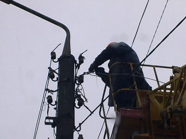 У Запорізькій області відновлено енергоп…