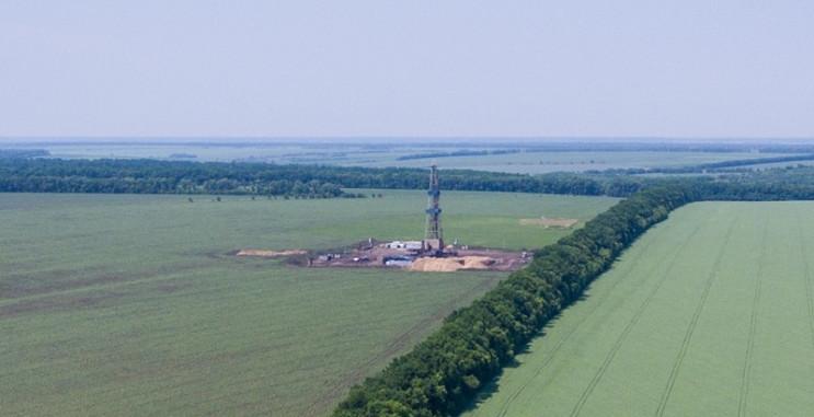 """""""Нафтогаз"""" запустив перше родовище газу…"""
