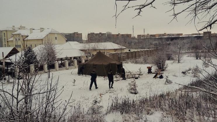 Насуваються морози: В Ужгороді розгорнут…
