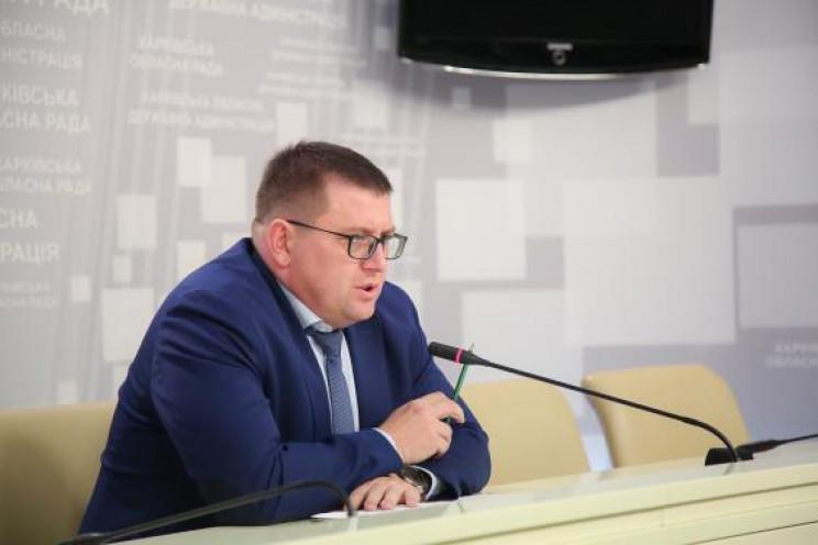 На роботу в Харківську ОДА планує поверн…