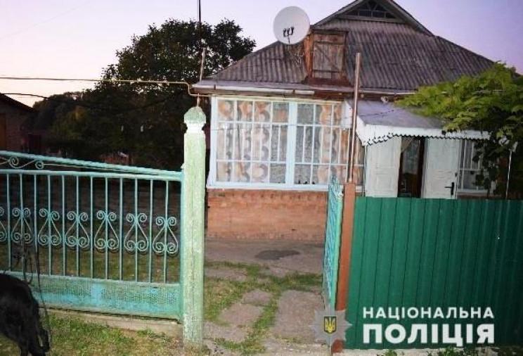 Убивцю 82-річної жінки з Немирівського р…