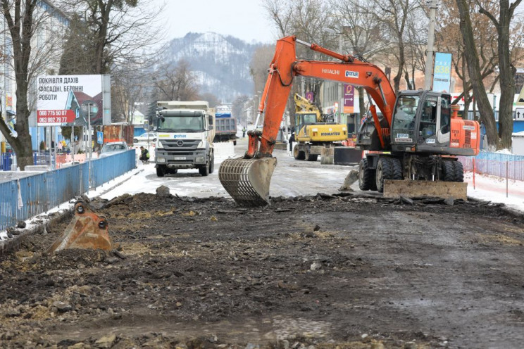 Тривають підготовчі роботи ремонту  вул.…