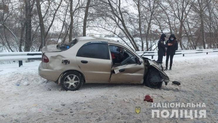 На Харківщині внаслідок ДТП загинули дві…