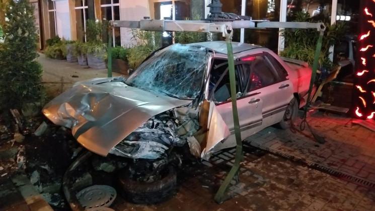 У Севастополі п'яний водій автівки зніс…