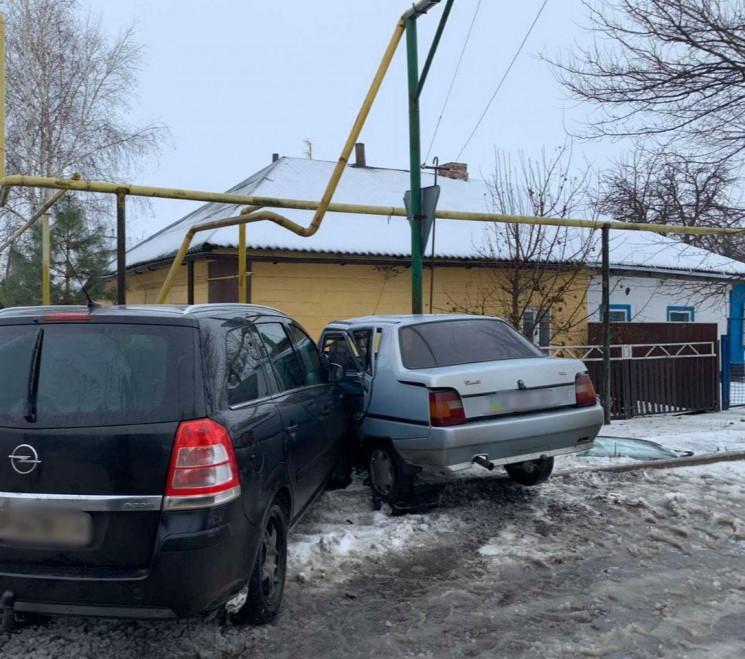 На Запорожской области в результате ДТП…