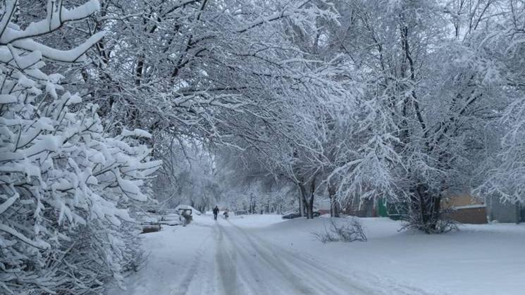 Прикарпаття: Прогноз погоди на 16 січня…