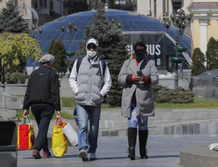 Коронавірусом в Україні захворіли ще май…