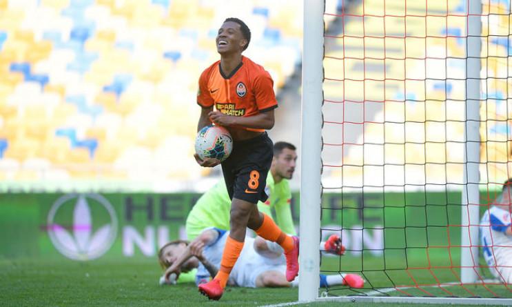 Бразильський футболіст побачив нові викл…