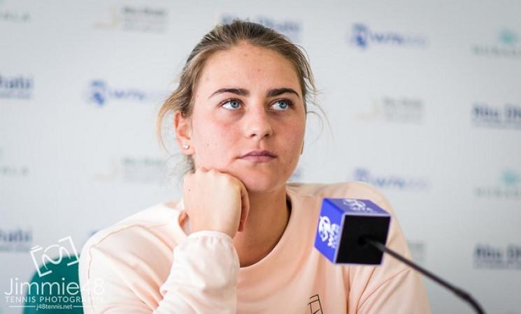 Українська тенісистка, яку відправили на…