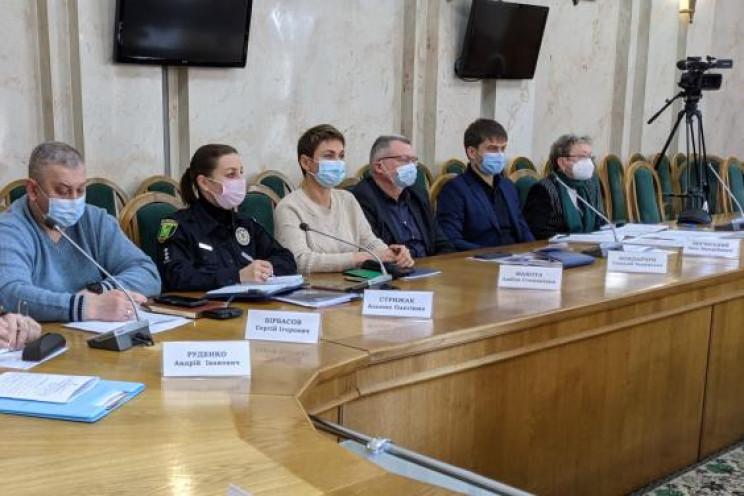 На Харківщині захворюваність на СOVID-19…