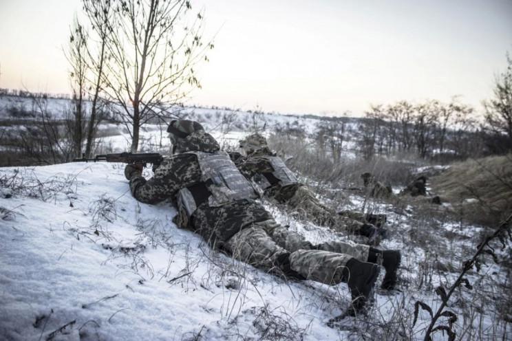 Війна на Донбасі: Бойовики знову обстріл…