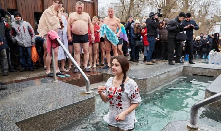 У Харкові на Водохреща освятять воду в д…