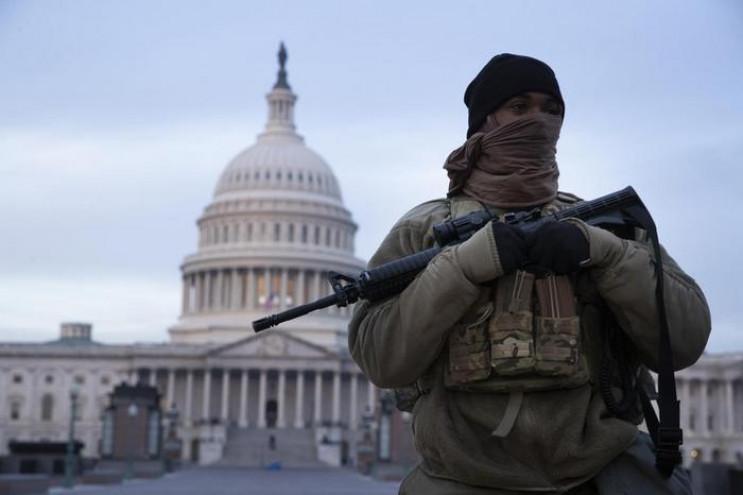 Пентагон переводить 25 тисяч військових…