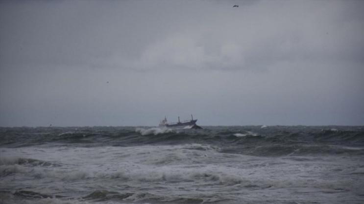 У Чорному морі потонув російський корабе…