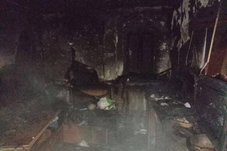 На Харьковщине жители случайно сожгли до…