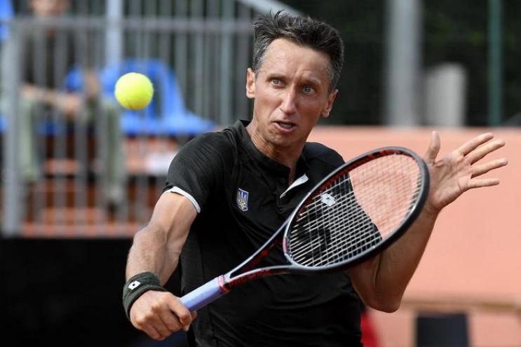 Лучшего теннисистка Украины закроют на ж…