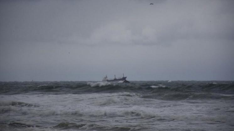 В Туреччині направили фрегат для порятун…