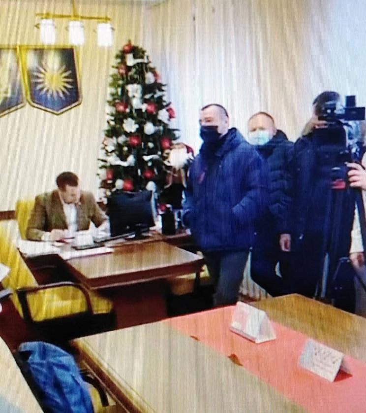 """Депутатские """"разборки"""" по-каменецки: Поч…"""