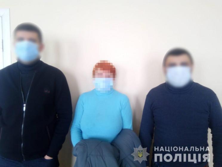На Харківщині затримали жінку, яка після…