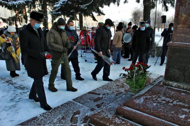 Нацгвардійці з Калинівки вшанували пам'я…