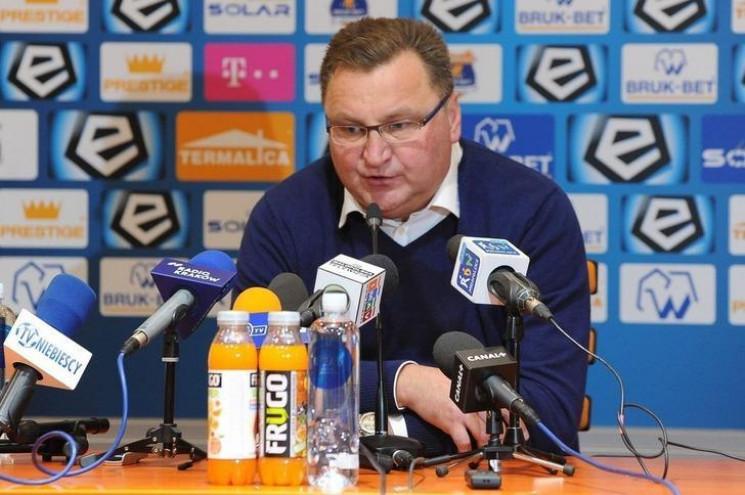 Польский тренер признался, за счет чего…