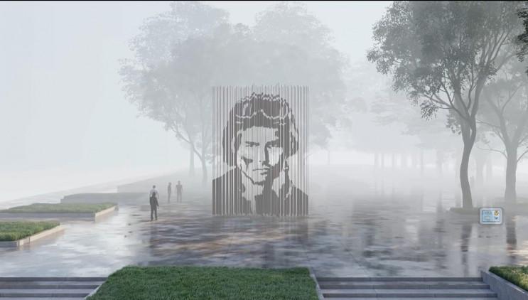 У Запоріжжі обирають проект пам'ятника з…