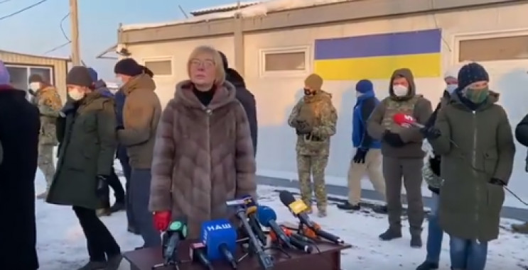 Украина сегодня-завтра ожидает возвращен…