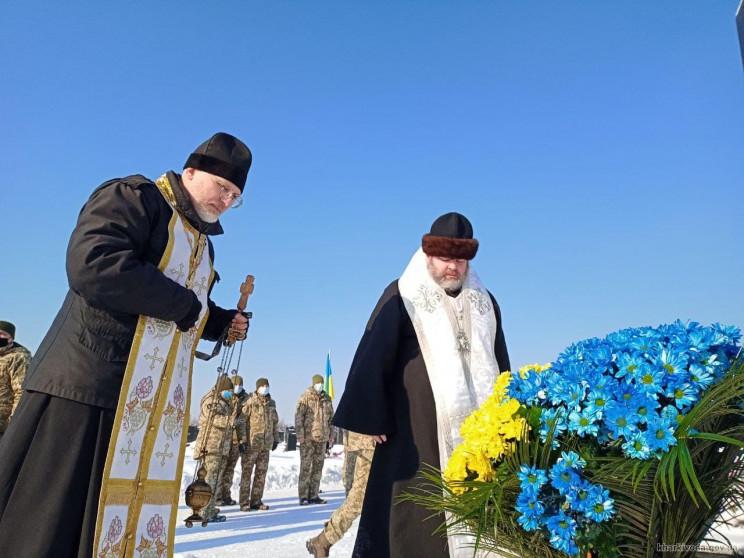На Харківщині вшанували пам'ять захисник…