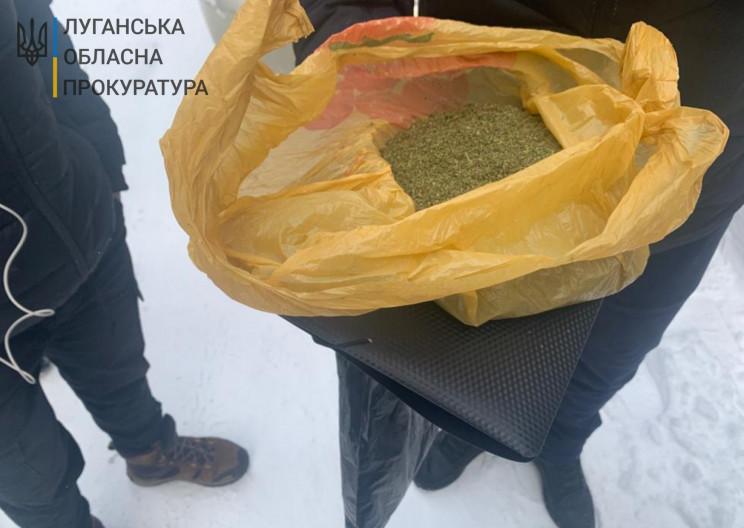 В Северодонецке задержали наркоторговца…