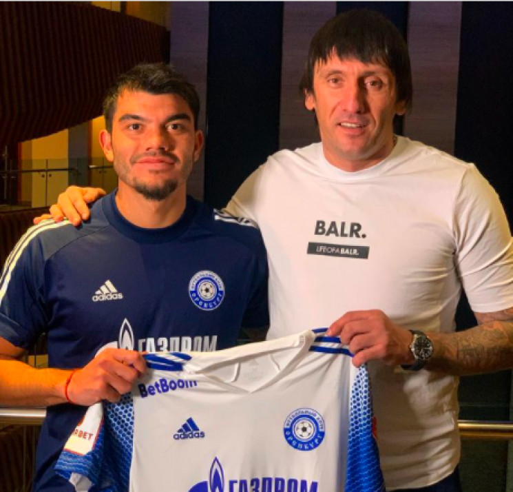 Зрада дня: Відомий український футболіст…