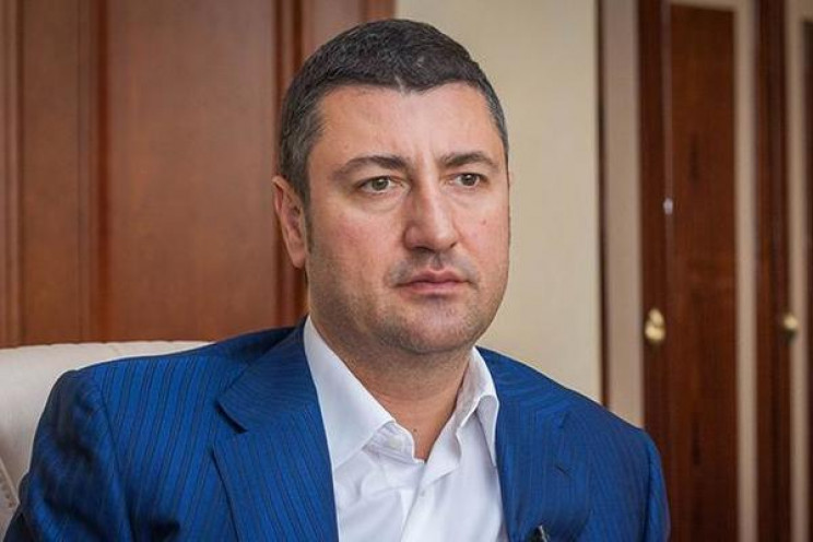 Bakhmatyuk Accuses Sytnyk of Destroying…