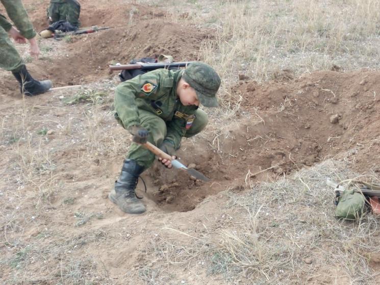 Экс-боевику объявлено подозрение из-за в…