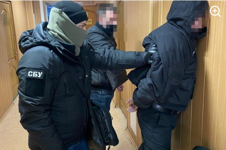 """СБУ затримала за хабар посадовця """"Киïвво…"""