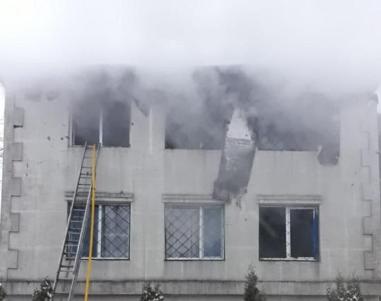 Пожежа в хоспісі: Що відомо про постражд…