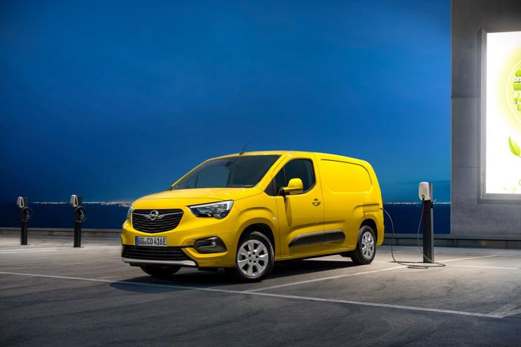 Новий вен Opel Combo-e: безкомпромісна е…