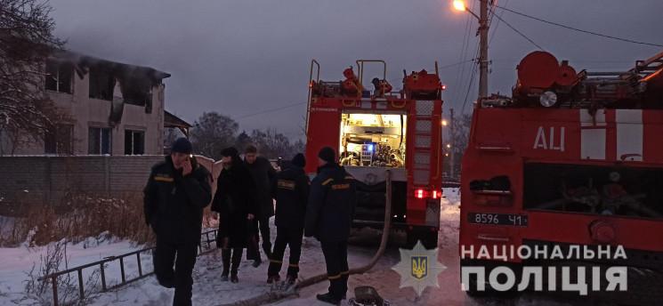В Харькове возле дома владелицы хосписа,…