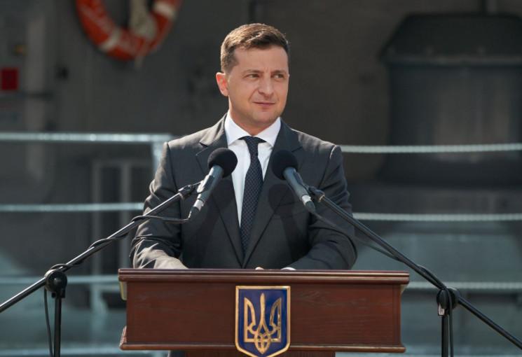 """""""Беречь нашу Украину и быть едиными"""": Зе…"""