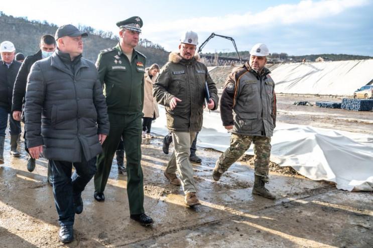 Керівництво Міноборони Росії проінспекту…